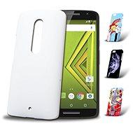 Skinzone vlastní styl Snap pro Motorola Moto Z Play - Ochranný kryt Vlastný štýl