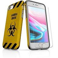Skinzone vlastný štýl Tough pre iPhone 8 SLVS0009 Na vlastné riziko