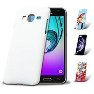 Skinzone vlastní styl Snap pro Samsung Galaxy J3 (2016) J320F - Ochranný kryt Vlastný štýl