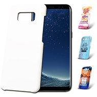 Skinzone vlastný štýl kryt SNAP pre Samsung Galaxy S8 - Ochranný kryt Vlastný štýl