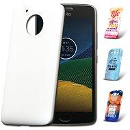 Skinzone vlastný štýl Snap pre Motorola Moto G5 - Ochranný kryt Vlastný štýl