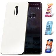 Skinzone vlastný štýl Snap pre Nokia 6 (2017) - Ochranný kryt Vlastný štýl