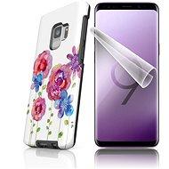 """Moje puzdro """"Lúka"""" + ochranná fólia pre Samsung Galaxy S9 - Ochranný kryt by Alza"""