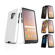 Skinzone vlastný štýl Tough pre SAMSUNG Galaxy A8 - Ochranný kryt Vlastný štýl