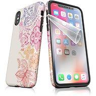 """Moje puzdro """"Tradičný"""" + ochranná fólia pre APPLE iPhone XS - Ochranný kryt by Alza"""