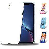 Skinzone vlastný štýl Snap kryt pre APPLE iPhone XR - Ochranný kryt Vlastný štýl