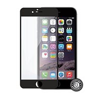 ScreenShield APPLE iPhone 6 Plus/6S Plus Tempered Glass protection (full COVER black) na displej - Ochranné sklo