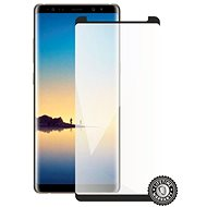 Screenshield SAMSUNG N950 Galaxy Note 8 Tempered Glass protection (full COVER black – CASE FRIENDLY)
