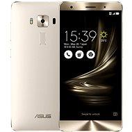 ASUS ZenFone 3 Deluxe 64 GB strieborný