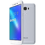 ASUS Zenfone 3 Max ZC553KL strieborný