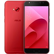 Asus ZenFone 4 Selfie Pro ZD552KL Metal/Red - Mobilný telefón