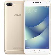 Asus ZenFone 4 Max ZC554KL Metal/Gold - Mobilný telefón