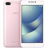 Asus ZenFone 4 Max ZC554KL Metal/Pink - Mobilný telefón