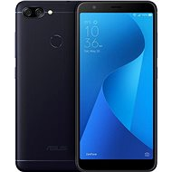 ASUS Zenfone MAX Plus ZB570TL čierny - Mobilný telefón