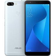 ASUS Zenfone MAX Plus ZB570TL strieborný