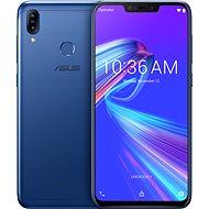 Asus ZenFone Max M2 modrý - Mobilný telefón