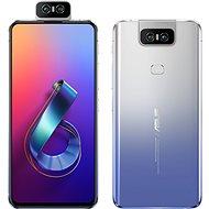 Asus Zenfone 6 ZS630KL 64 GB strieborný - Mobilný telefón