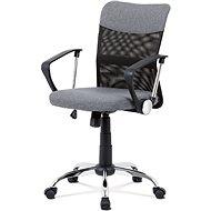 AUTRONIC KA-V202 sivá - Kancelárska stolička