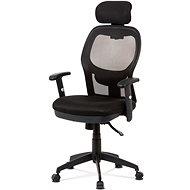 AUTRONIC KA-V301 čierna - Kancelárska stolička