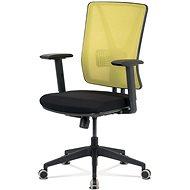 ARTIUM Abbey zeleno/černá - Kancelárska stolička