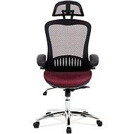 ARTIUM DRACO čierno/červená - Kancelárska stolička