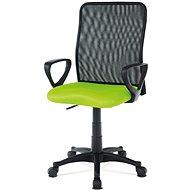 AUTRONIC Lucero zelená - Kancelárska stolička