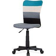 AUTRONIC Mystic modrá - Detská stolička