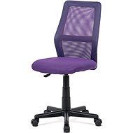 AUTRONIC Quincy fialová - Detská stolička