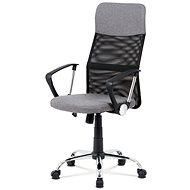 AUTRONIC RAI S, sivá - Kancelárska stolička