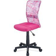 Detská stolička AUTRONIC Lacey ružová - Dětská židle
