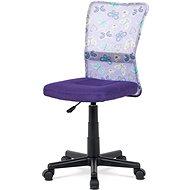 AUTRONIC Lacey fialová - Detská stolička