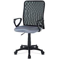 Kancelárska stolička AUTRONIC Lucero sivá