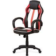 AUTRONIC KA-V505 červená - Kancelárska stolička