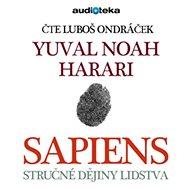 Sapiens - Audiokniha MP3