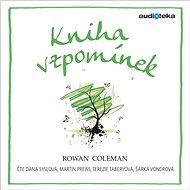 Kniha vzpomínek - Audiokniha MP3