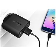 Aukey Quick Charge 3.0 1-Port Wall Charger - Nabíjačka