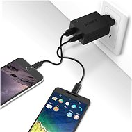 Aukey Quick Charge 3.0 2-Port Wall Charger - Nabíjačka