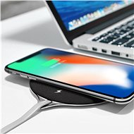 Aukey LC-Q4 Black Qi Wireless Fast Charger