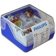 PHILIPS náhradná sada 12V H4 - Autožiarovka