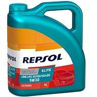 REPSOL ELITE LONG LIFE 5W-30 4 l - Motorový olej