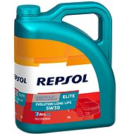 REPSOL ELITE EVOLUTION LONG LIFE 5W-30 5 l - Motorový olej