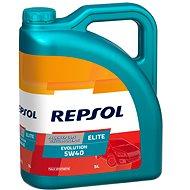 REPSOL ELITE EVOLUTION 5W40 5 l - Motorový olej