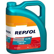 REPSOL ELITE COMPETICION 5W-40 5 l - Motorový olej