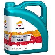 REPSOL ELITE CARRERA 5W-50 4 l - Motorový olej
