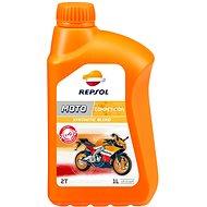 REPSOL MOTO COMPETICION 2-T 1 l - Motorový olej