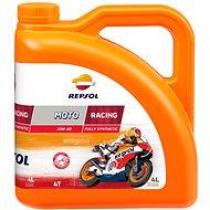 REPSOL MOTO RACING 4-T 10W-50  4 l - Motorový olej