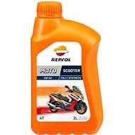 REPSOL MOTO SCOOTER 4-T 5W-40 1 l - Motorový olej