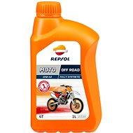 REPSOL MOTO OFF ROAD 4-T 10W-40 1 l - Motorový olej