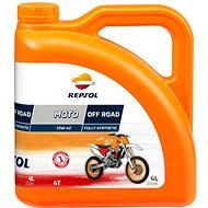 REPSOL MOTO OFF ROAD 4-T 10W-40 4 l - Motorový olej