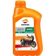 REPSOL MOTO RIDER 4-T 10W-40 1 l - Motorový olej